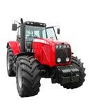 Neuer Traktor Stockfoto