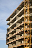 Neuer Wohnungsbau Stockfotografie