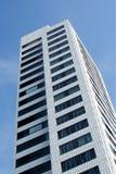 Neuer Wohnwolkenkratzer bei Hornsbergsstrand Stockfotografie