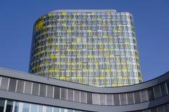 Neues ADAC hat Münchens, Deutschlands Stockfotografie