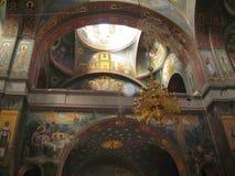 Neues Aphon-Kloster Abchasien Stockbilder