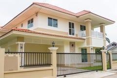 Neues asiatisches Haus Stockbilder