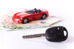 Neues Auto Lizenzfreie Stockfotografie