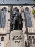 Neues Bach Denkmal Στοκ εικόνες με δικαίωμα ελεύθερης χρήσης