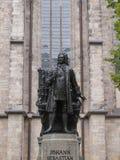 Neues Bach Denkmal Στοκ φωτογραφία με δικαίωμα ελεύθερης χρήσης