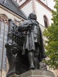 Neues Bach Denkmal Στοκ Εικόνα