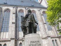 Neues Bach Denkmal fotografía de archivo libre de regalías