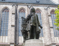 Neues Bach Denkmal Royalty Free Stock Images