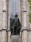 Neues Bach Denkmal Royalty Free Stock Photo