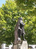 Neues Bach Denkmal Royalty Free Stock Image