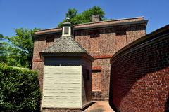Neues Bern, NC: Tryon-Palast 1770 Stockfoto