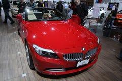 Neues BMW Z4 Lizenzfreies Stockbild