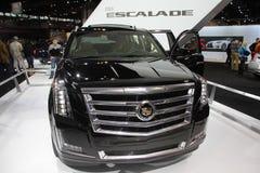 Neues Cadillac Escalade 2015 Lizenzfreies Stockbild