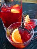 Neues Cocktailgetränk stockfotografie