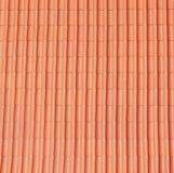 Neues Dach mit Keramikfliesen Lizenzfreie Stockfotos