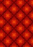 Neues Damast-Art-Muster Lizenzfreies Stockfoto