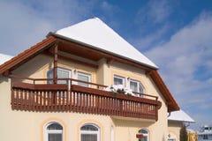 Neues Familienhaus Lizenzfreie Stockfotos