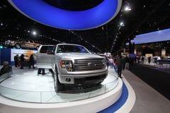 Neues Ford-Baumuster 2011 Lizenzfreie Stockfotografie