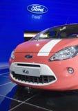Neues Ford-Ka lizenzfreie stockfotografie
