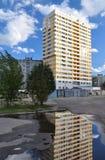 Neues Gebäude. Lizenzfreie Stockbilder