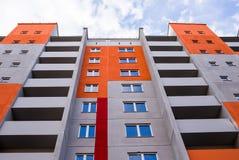 Neues Gebäude Stockfotografie