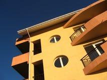 Neues Gebäude Lizenzfreie Stockfotografie