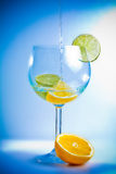 Neues Getränk Lizenzfreies Stockbild