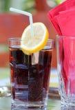 Neues Getränk Stockbild
