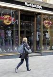 Neues Hard Rock Cafe Lizenzfreies Stockbild