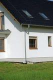 Neues Haus Stockfotos
