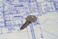 Neues Haus Lizenzfreies Stockbild