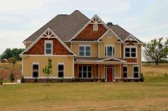 Neues Haus für Verkauf Lizenzfreie Stockbilder