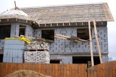 Neues Haus z stockbilder