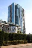 Neues hohes Gebäude Lizenzfreie Stockfotografie
