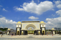 Neues Istana Negara Stockbild