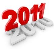 Neues Jahr vektor abbildung