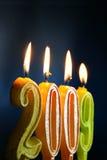 Neues Jahr 2009 Lizenzfreie Stockfotos