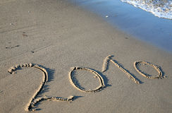 Neues Jahr 2010 Lizenzfreie Stockbilder