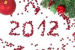 Neues Jahr Lizenzfreie Stockfotografie