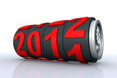 Neues Jahr Lizenzfreies Stockbild