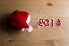 2014 neues Jahr Lizenzfreie Stockfotos