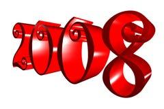 Neues Jahr Stockfotografie