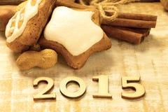 Neues Jahr Stockfotos