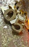 Neues Jahr 2015 Stockfoto