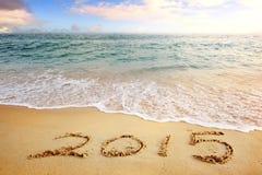 Neues Jahr 2015 Lizenzfreie Stockfotografie