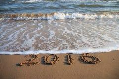 2016 neues Jahr Lizenzfreie Stockbilder