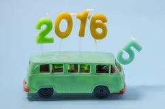 Neues Jahr 2016 Stockfotografie