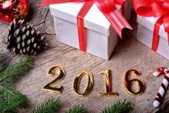 Neues Jahr Lizenzfreie Stockfotos