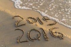 Neues Jahr Stockfoto