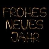 Neues Jahr de Frohes Images stock
